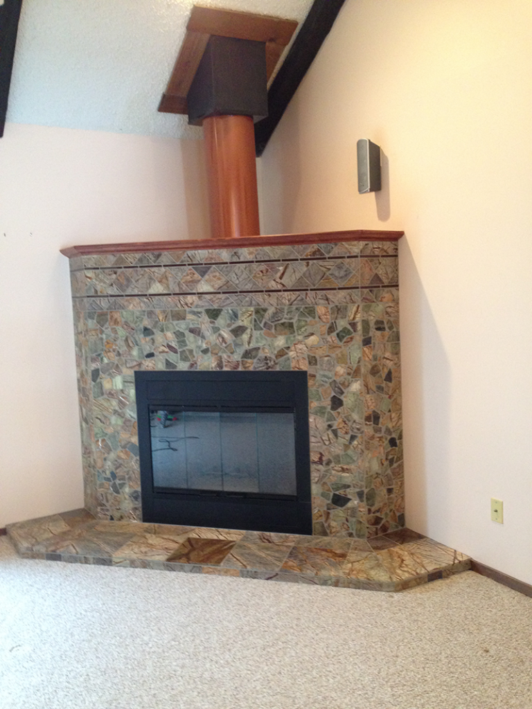 marble fireplace job u2013 your complete chimney furnace u0026 fireplace